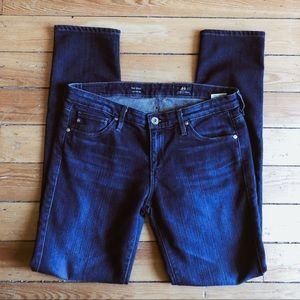"""AG """"the stilt"""" skinny jeans"""
